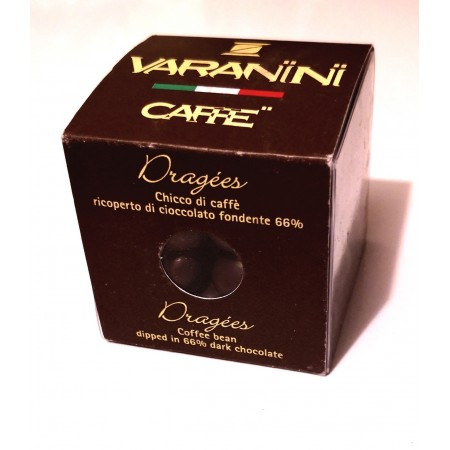 DRAGEES COFFEE BEAN OF COFFEE, CHOCOLATE-COVERED
