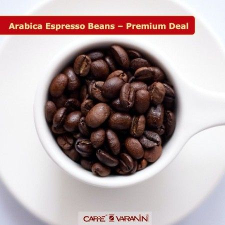 ESPRESSO 100% ARABICA COFFEE - TORREFAZIONE VARANINI