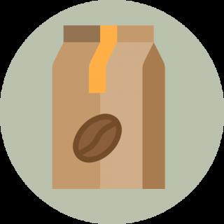 ESPRESSO COFFEE BEANS FOR SUPERAUTOMATIC COFFEE MACHINES @ TORREFAZIONE VARANINI VERO ESPRESSO ITALIANO